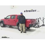 Pro Series  Hitch Bike Racks Review - 2015 Toyota Tacoma