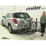 Pro Series  Hitch Bike Racks Review - 2016 Chevrolet Equinox