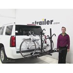 Pro Series  Hitch Bike Racks Review - 2016 Chevrolet Tahoe