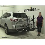 Pro Series  Hitch Bike Racks Review - 2016 Chevrolet Traverse
