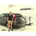 Pro Series  Hitch Bike Racks Review - 2016 Honda CR-V