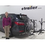 Pro Series  Hitch Bike Racks Review - 2016 Hyundai Santa Fe