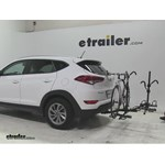 Pro Series  Hitch Bike Racks Review - 2016 Hyundai Tucson