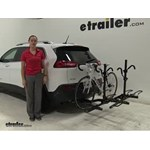 Pro Series  Hitch Bike Racks Review - 2016 Jeep Cherokee