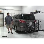 Pro Series  Hitch Bike Racks Review - 2016 Nissan Quest