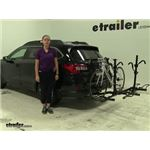 Pro Series  Hitch Bike Racks Review - 2016 Subaru Outback Wagon