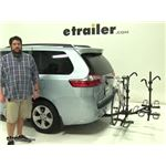 Pro Series  Hitch Bike Racks Review - 2016 Toyota Sienna