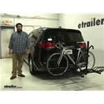 Pro Series  Hitch Bike Racks Review - 2017 Chrysler Pacifica