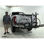Pro Series  Hitch Bike Racks Review - 2017 Ford F-250 Super Duty