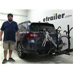Pro Series  Hitch Bike Racks Review - 2017 Subaru Outback Wagon