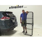 Pro Series Hitch Cargo Carrier Review - 2014 Nissan Rogue