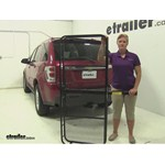 Pro Series 24x60 Hitch Cargo Carrier Review - 2005 Chevrolet Equinox