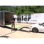 Video review race ramps trailer loading assist ramps rr tr 7 flp