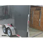 Rack'em Shelf Kit for Enclosed Trailers Review