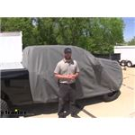 Rampage 4-Layer Outdoor Crew Cab Truck Cab Cover Review