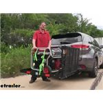 Reese Steel Solo Cargo Carrier and Folding Ramp Review