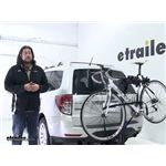 Rhino Rack  Hitch Bike Racks Review - 2011 Subaru Forester