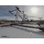 Rhino-Rack Mountain Trail Rooftop Bike Rack Review