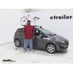 hatchback bike rack instructions