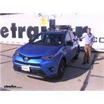 Rhino Rack  Roof Basket Review - 2016 Toyota RAV4