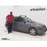 Mazda 3 Roof Rack Videos