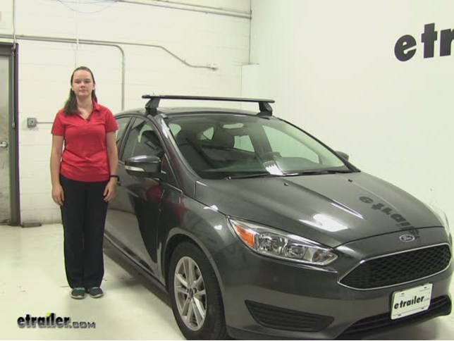 2013 Ford Focus Hatchback Roof Rack