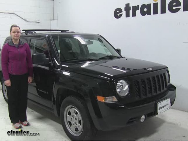Jeep Patriot Roof Rack Etrailer Com