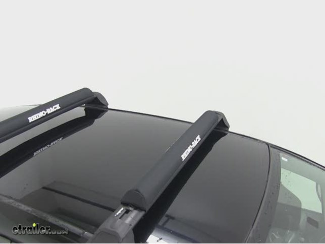 Surf Rack For Car >> Rhino Rack Sup And Surfboard Pads W Tie Downs For Crossbars Universal 33 1 2 Long Qty 2