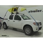 Rhino Rack  Watersport Carriers Review - 2016 Nissan Frontier