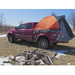 Video review rightline truck 2 person tent rl110730