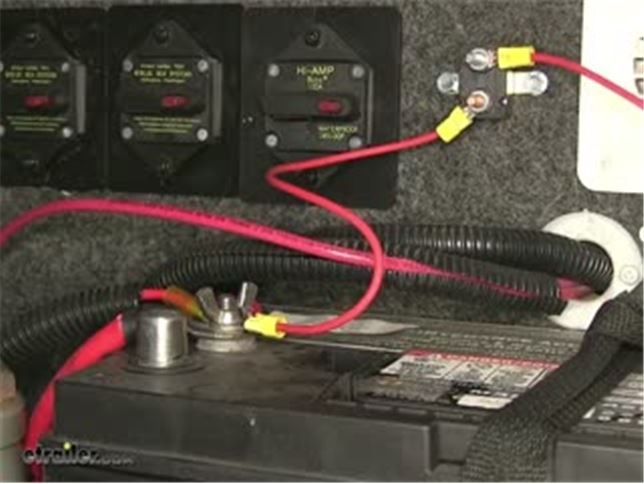 Roadmaster battery charge line kit for towed vehicles for Chicago fine motors mccook il