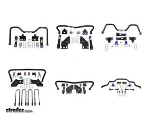 Roadmaster 1139-115 Swaybar Kit E350 Rear