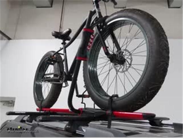 Rockymounts Brassknuckles Roof Bike Rack For Fat Bikes