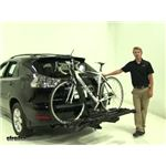 RockyMounts  Hitch Bike Racks Review - 2007 Lexus RX 350