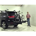 RockyMounts  Hitch Bike Racks Review - 2014 Jeep Grand Cherokee