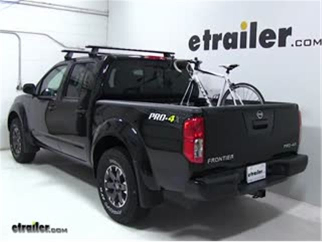 Rockymounts Loball Truck Bed Bike Rack Review 2018 Nissan Frontier