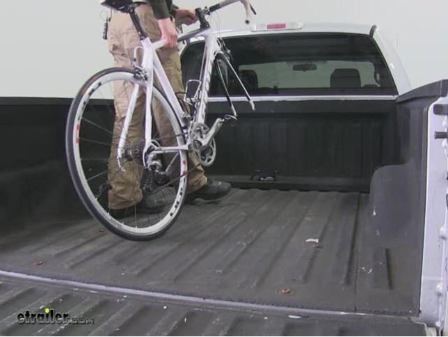 9mm QR Black New RockyMounts LoBall Locking Bike Mount