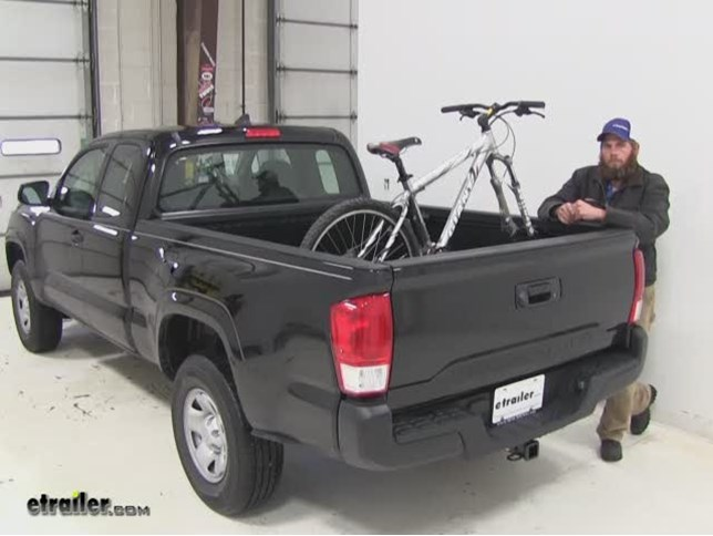 The Best Way To Mount Bicycles To The Toyota Bed Rails