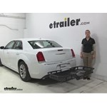 Rola 21x55 Hitch Cargo Carrier Review - 2015 Chrysler 300