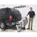 Rola Dart Hitch Cargo Carrier Review - 2003 Chevrolet Tahoe