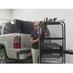 Rola Dart Hitch Cargo Carrier Review - 2004 Chevrolet Tahoe