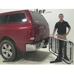 Rola Dart Hitch Cargo Carrier Review - 2009 Dodge Ram Pickup