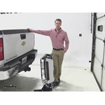 Rola Dart Hitch Cargo Carrier Review - 2010 Chevrolet Silverado