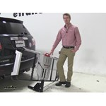 Rola Dart Hitch Cargo Carrier Review - 2011 GMC Acadia
