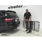 Rola Dart Hitch Cargo Carrier Review - 2013 Honda Odyssey