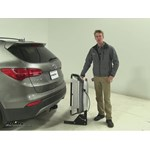 Rola Dart Hitch Cargo Carrier Review - 2013 Hyundai Santa Fe