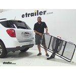 Rola Dart Hitch Cargo Carrier Review - 2014 Chevrolet Equinox