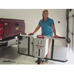 Rola Dart Hitch Cargo Carrier Review - 2014 Chevrolet Silverado 1500