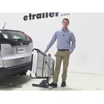 Rola Dart Hitch Cargo Carrier Review - 2014 Honda CR-V