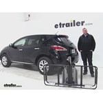 Rola Dart Hitch Cargo Carrier Review - 2014 Nissan Murano